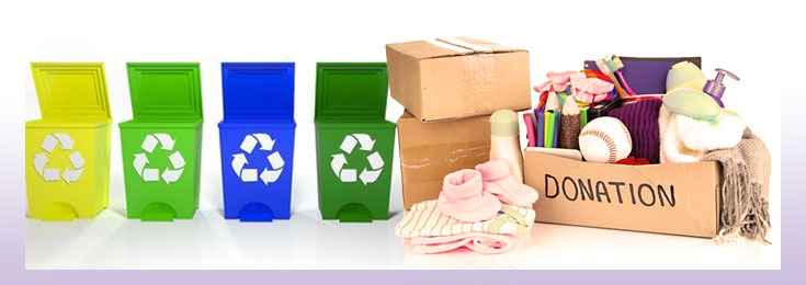 Recycling and Donation Resources in Greensburg and Pittsburgh PA